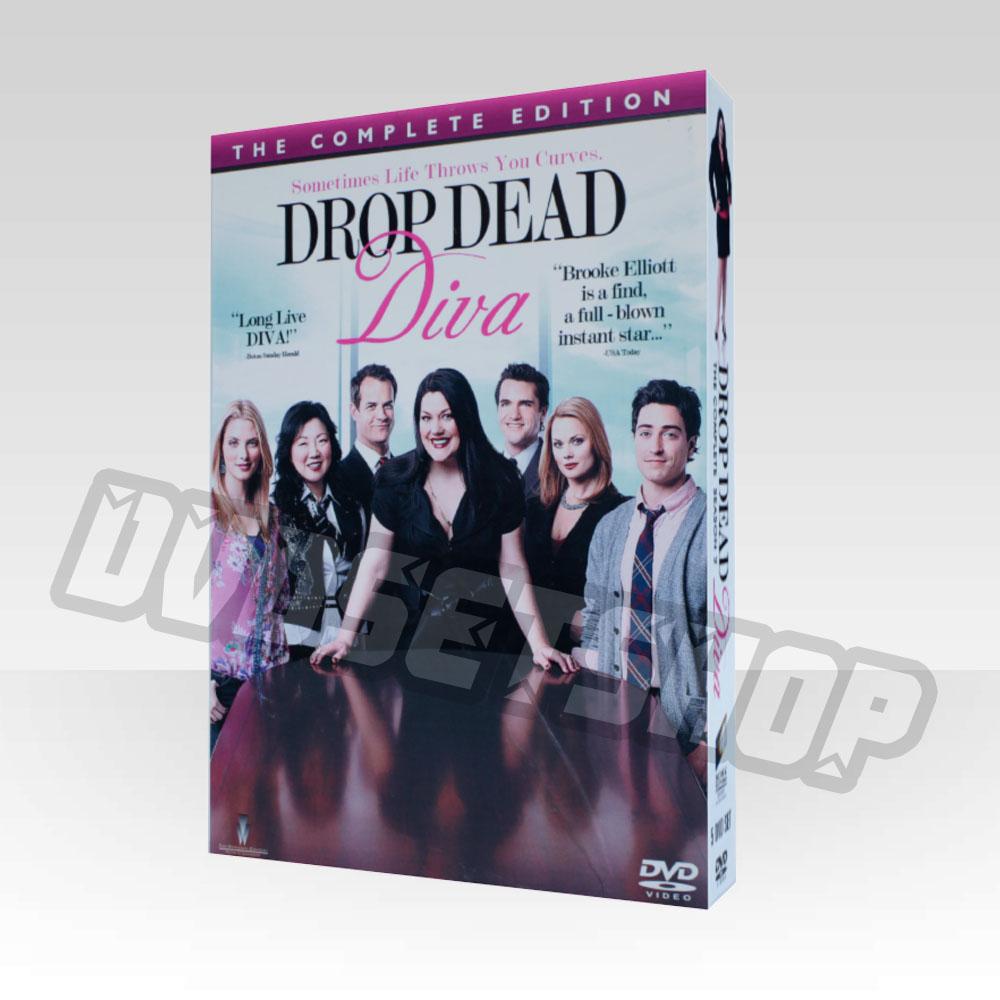 Drop Dead Diva Season 2 DVD Boxset
