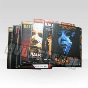Halloween 1-9 DVD Collection