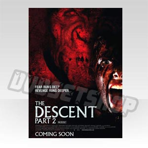 The Descent: Part 2 [Blu-ray]