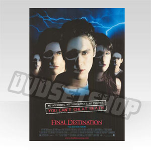 Final Destination 1 [Blu-Ray]