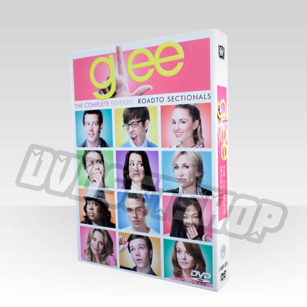 Glee Season 1 DVD Boxset