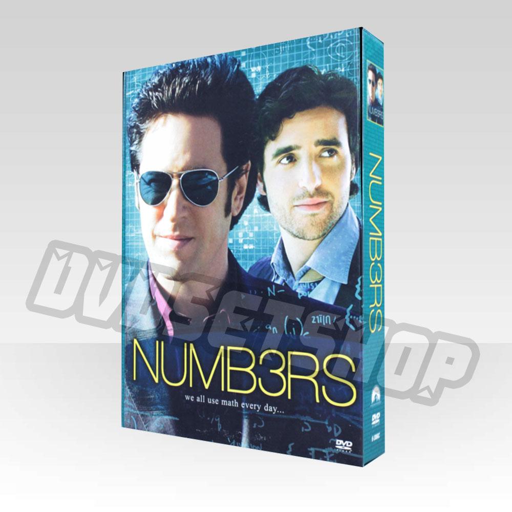 Numb3rs Season 6 DVD Boxset