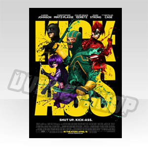 Kick-Ass [Blu-Ray]