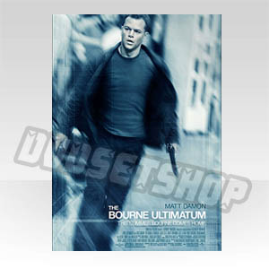 The Bourne Ultimatum [Blu-Ray]
