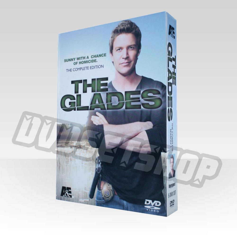 The Glades Season 1 DVD Boxset