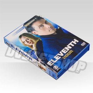 Eleventh Hour Season 1 DVD Boxset