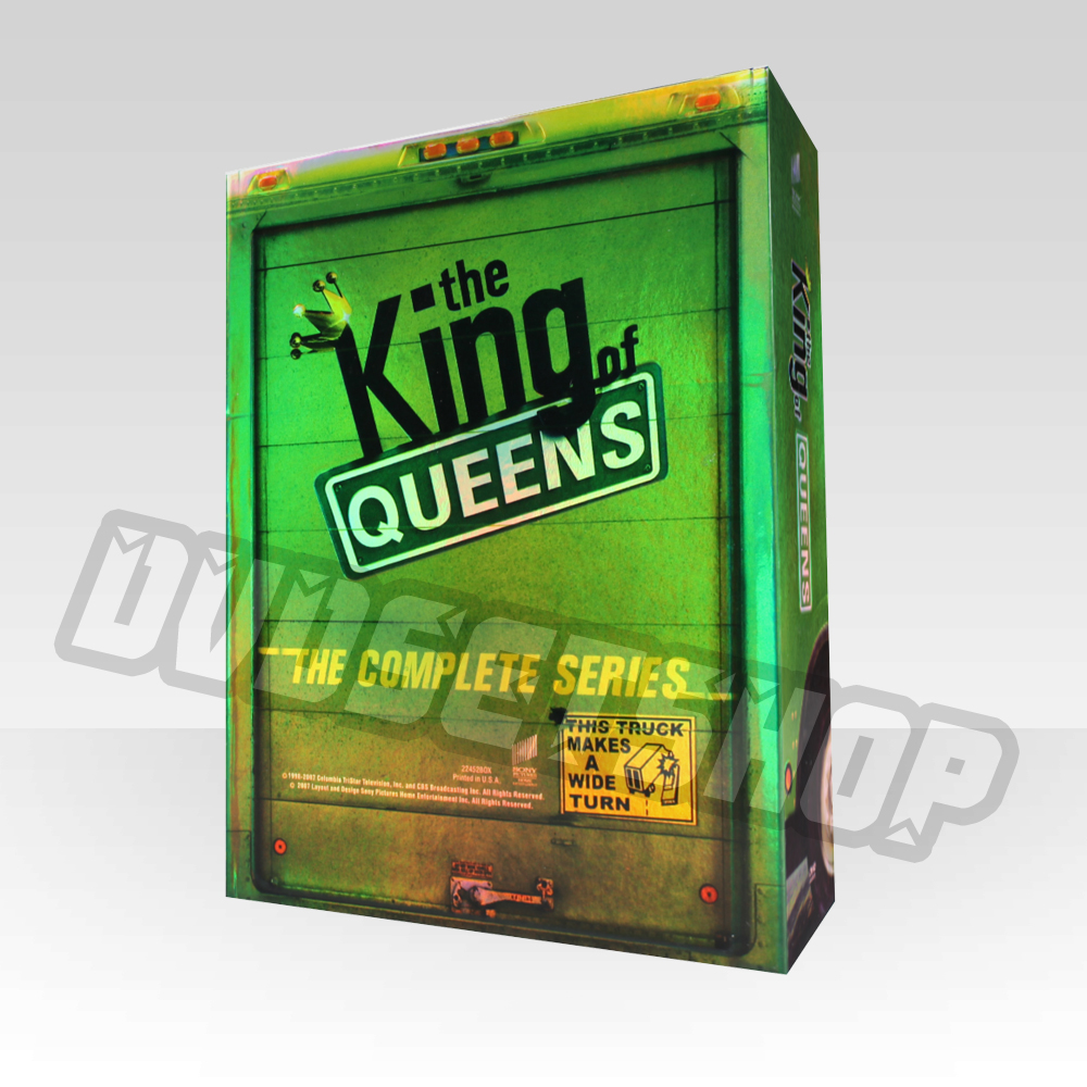 The King Of Queens Seasons 1-9 DVD Boxset