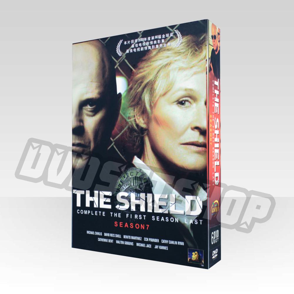 The Shield Season 7 DVD Boxset