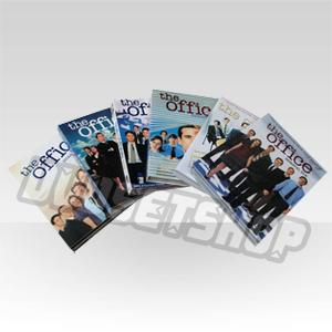 The Office Seasons 1-6 DVD Boxset