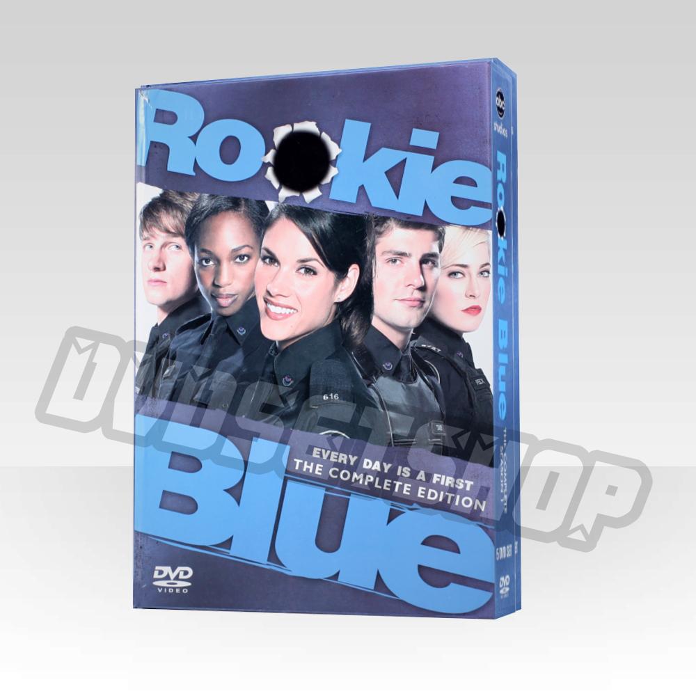 Rookie Blue Season 1 DVD Boxset