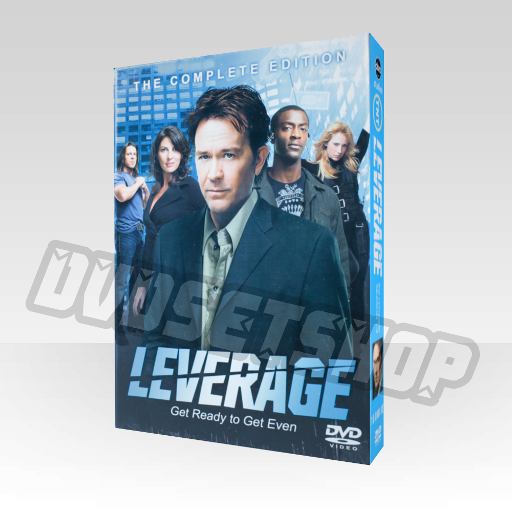 Leverage Seasons 1-2 DVD Boxset