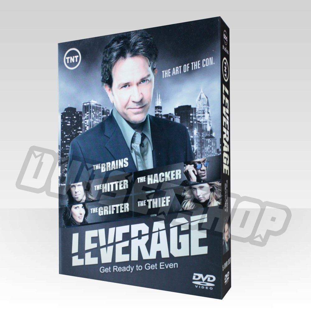 Leverage Season 2 DVD Boxset
