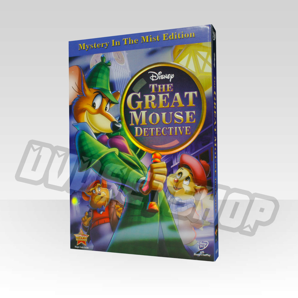 The great mouse detectlive DVD Boxset