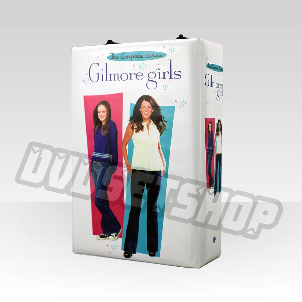 Gilmore Girls Seasons 1-7 DVD Boxset (DVD-9)