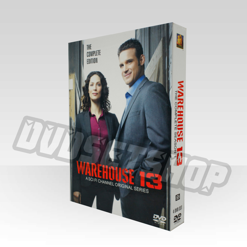 Warehouse 13 Season 1 DVD Boxset