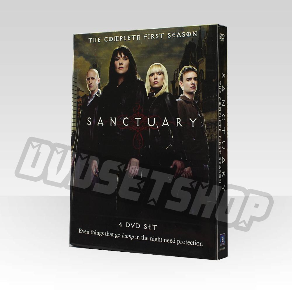Sanctuary Season 1 DVD Boxset