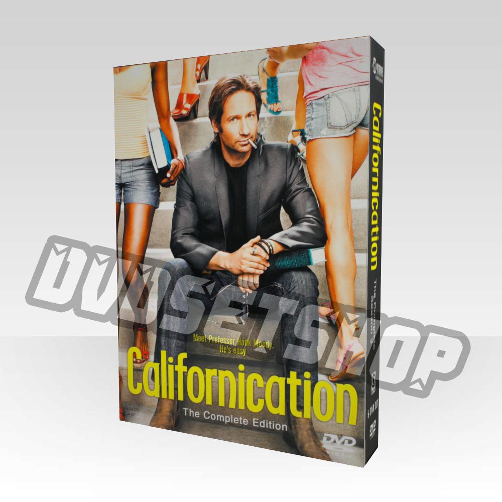 Californication Season 3 DVD Boxset