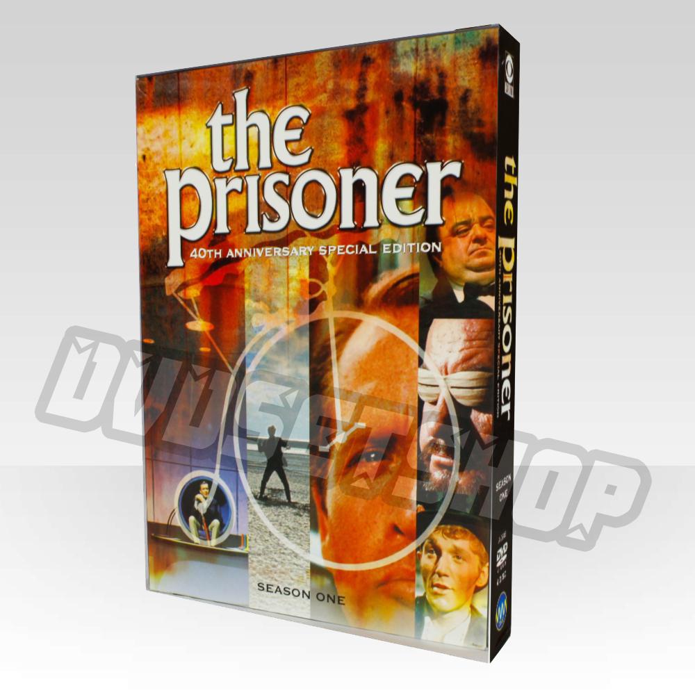 The Prisoner Season 1 DVD Boxset