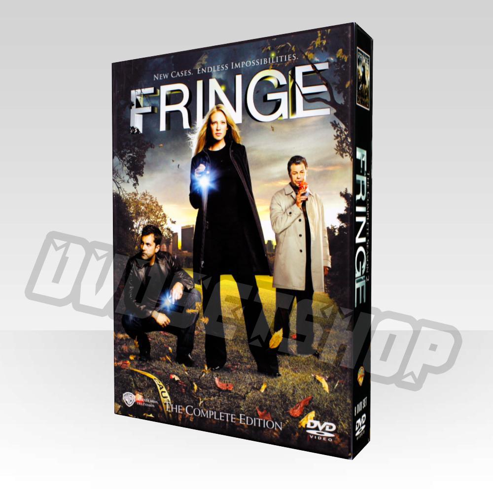 Fringe Season 2 DVD Boxset
