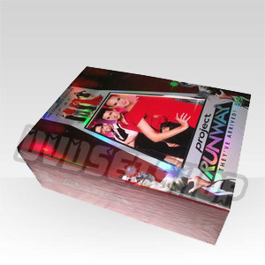 Project Runway Seasons 1-8 DVD Boxset