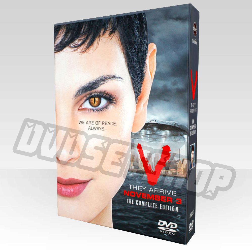 V Season 1 DVD Boxset