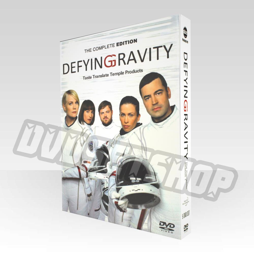 Defying Gravity Season 1 Complete DVD Boxset