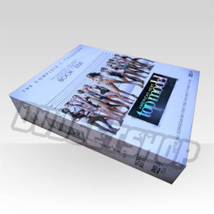 America's Next Top Model Seasons 1-13 DVD Boxset-D9