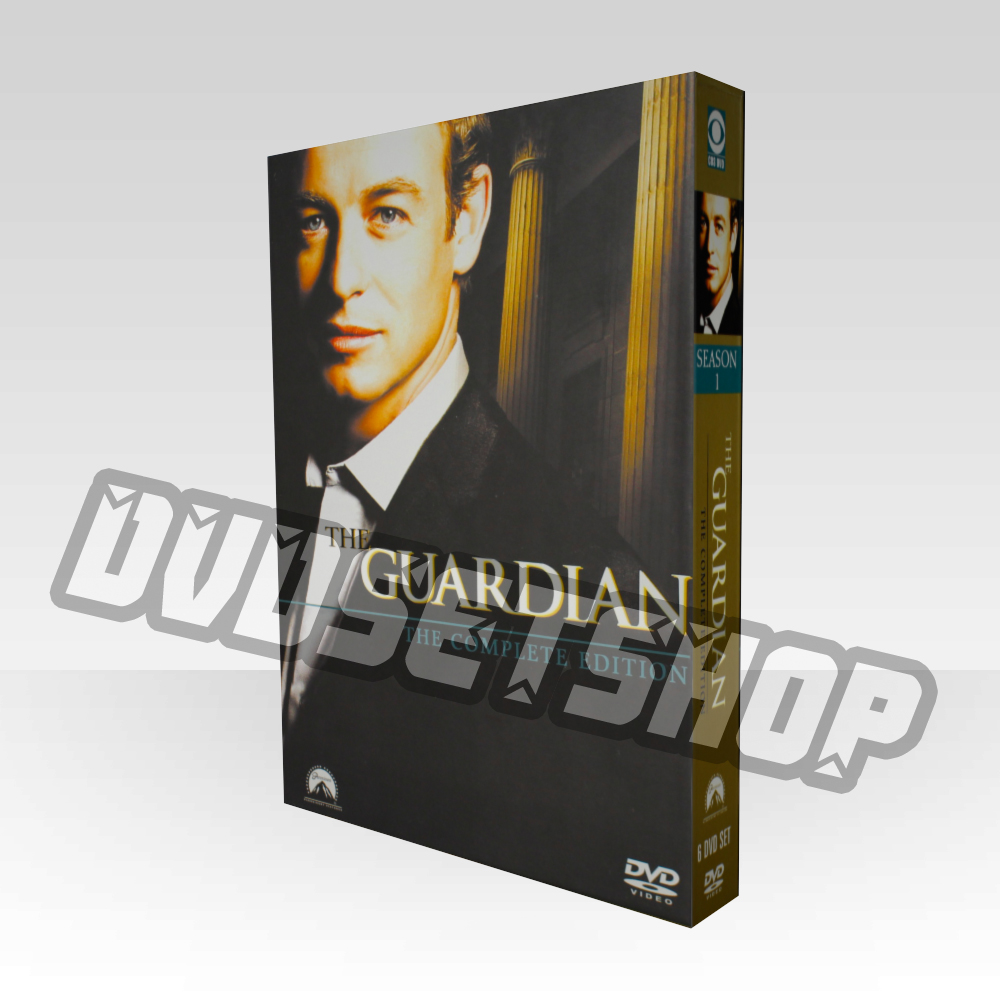 The Guardian Season 1 DVD Boxset