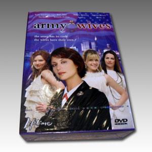 Army Wives Seasons 1-4 DVD Boxset