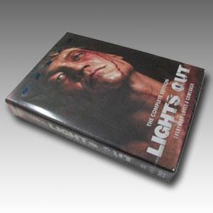 Lights Out Season 1 DVD Boxset