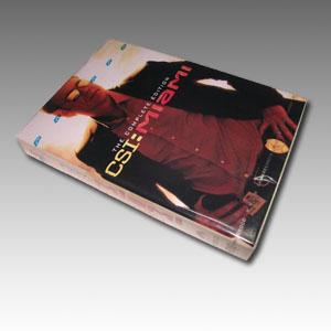 CSI: Miami Season 9 DVD Boxset