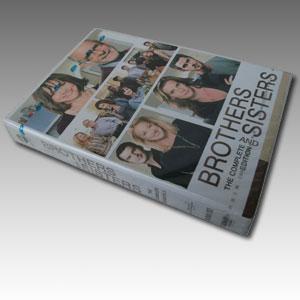 Brothers and Sisters Season 5 DVD Boxset