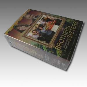 Brothers and Sisters Season 1-5 DVD Boxset