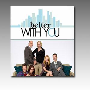 Better with You Season 1 DVD Boxset