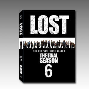 Lost Season 6 DVD Boxset