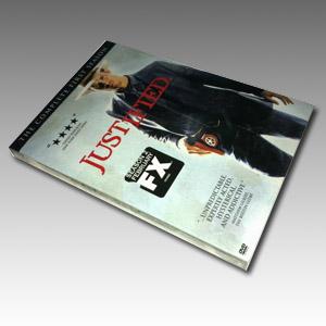Justified Season 1 DVD Boxset