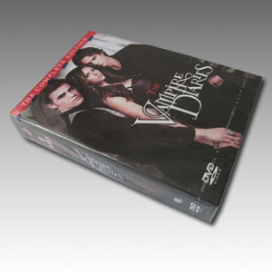 The Vampire Diaries Seasons 1-2 DVD Boxset