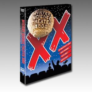 Mystery Science Theater 3000: Vol. XX DVD Boxset