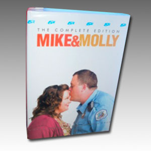 Mike & Molly Season 1 DVD Boxset