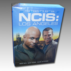 NCIS Los Angeles Seasons 1-2 DVD Boxset