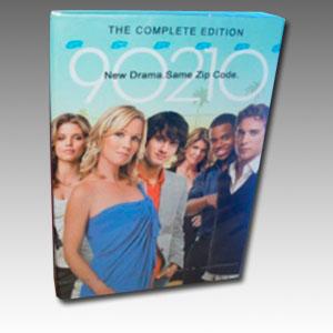 90210 Season 3 DVD Boxset