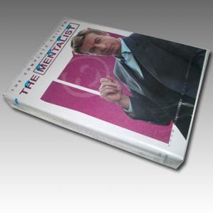 The Mentalist Season 3 DVD Boxset