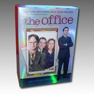 The Office Seasons 1-7 DVD Boxset