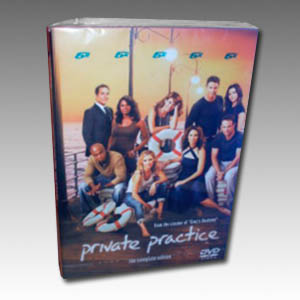 Private Practice Season 4 DVD Boxset