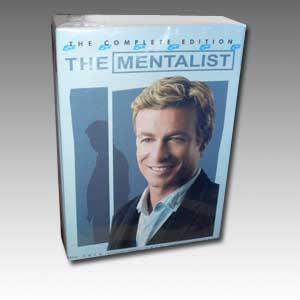 The Mentalist Seasons 1-3 DVD Boxset