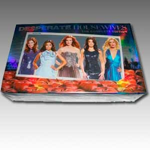 Desperate Housewives Seasons 1-7 DVD Boxset