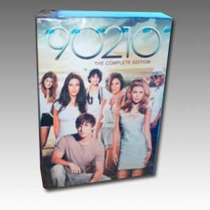 90210 Seasons 1-3 DVD Boxset