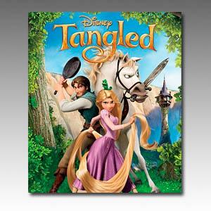 Tangled  DVD Boxset