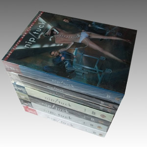 Nip Tuck Seasons 1-6 DVD Boxset