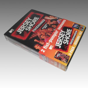 Jersey Shore Seasons 1-2 DVD Boxset
